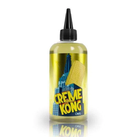 Creme Kong Lemon by Retro Joes 200ml