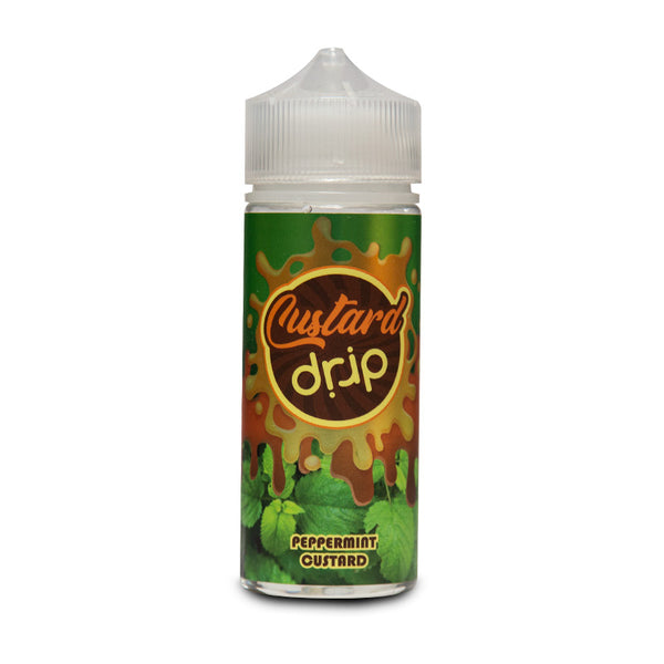 Custard Dripp - Peppermint 100ml