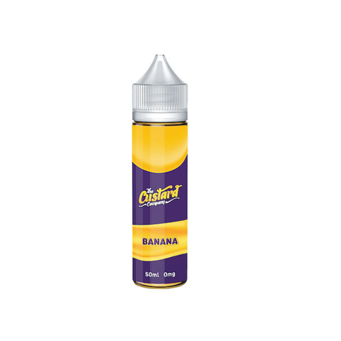 Custard Company - Banana Cream 50ml