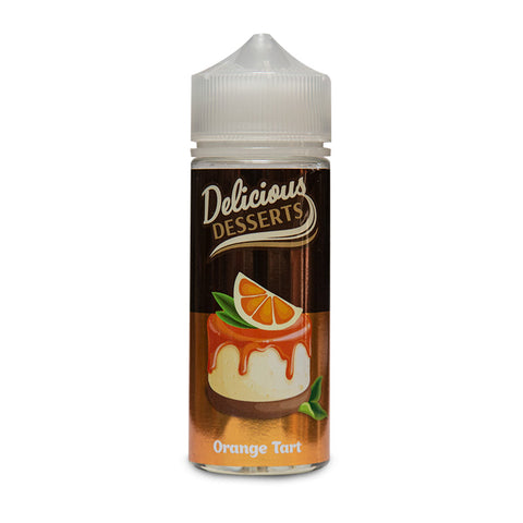 Delicious Dessert - Orange Tart 100ml