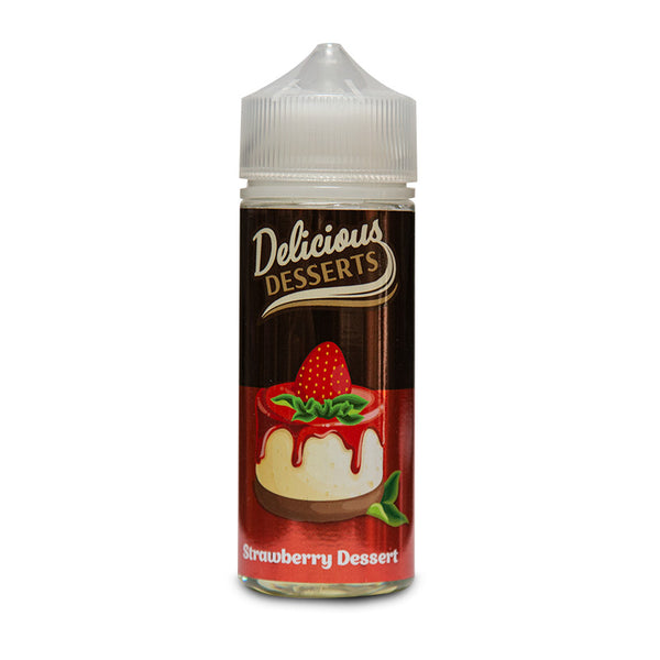 Delicious Dessert - Strawberry 100ml