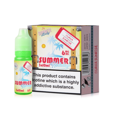 Dinner Lady - Guava Sunrise 3 x10ml