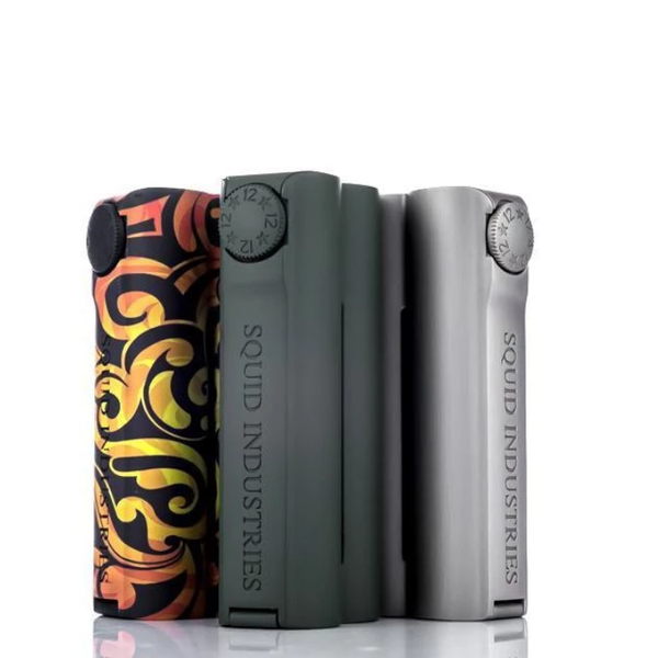 Double Barrel v3 150w Mod by Squid Industries
