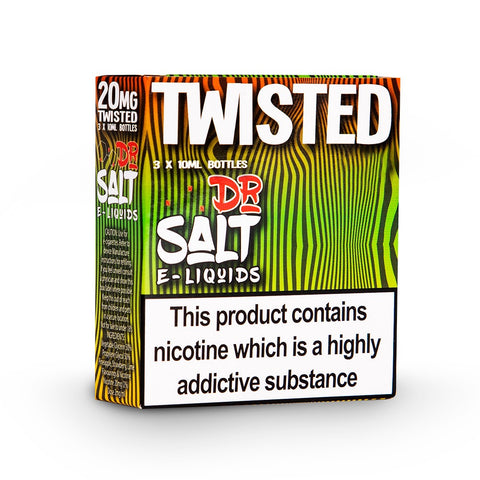 Dr Salts 30ml (3 x 10ml) - Twisted
