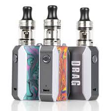 Drag Baby 25w 1500mAh Trio Kit by VooPoo