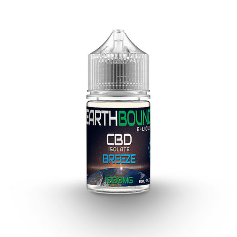 Earthbound CBD 30ml - Breeze 1000mg
