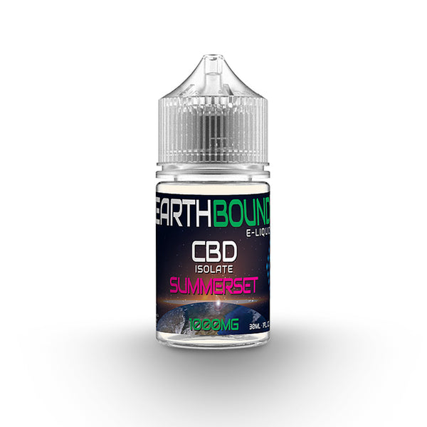 Earthbound CBD 30ml - Summerset 1000mg