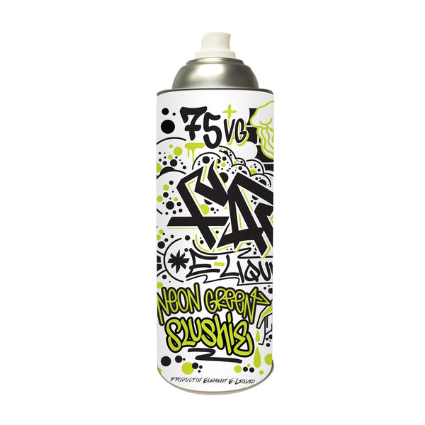 Elements - FAR Neon Green Slushie 100ml