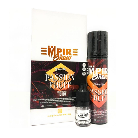 Empire Brew - Passion Fruit 50ml