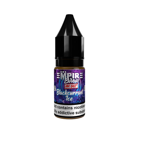 Empire Salt - Blackcurrant Ice 20mg