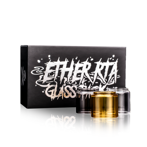 Ether RTA Spare Glass Pack