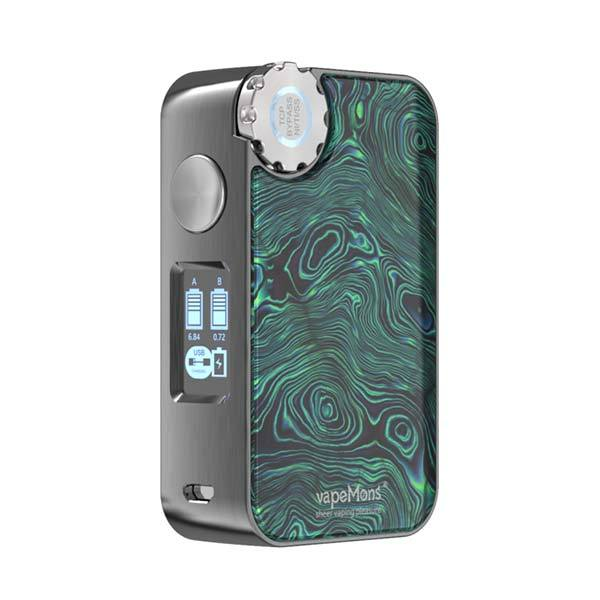 Gearbox 222W TC Box Mod by Vapemons