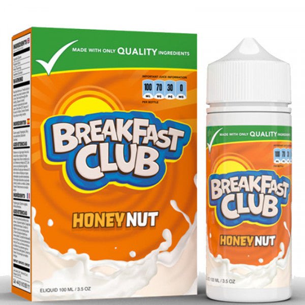 Honey Nut by Breakfast Club 100ml