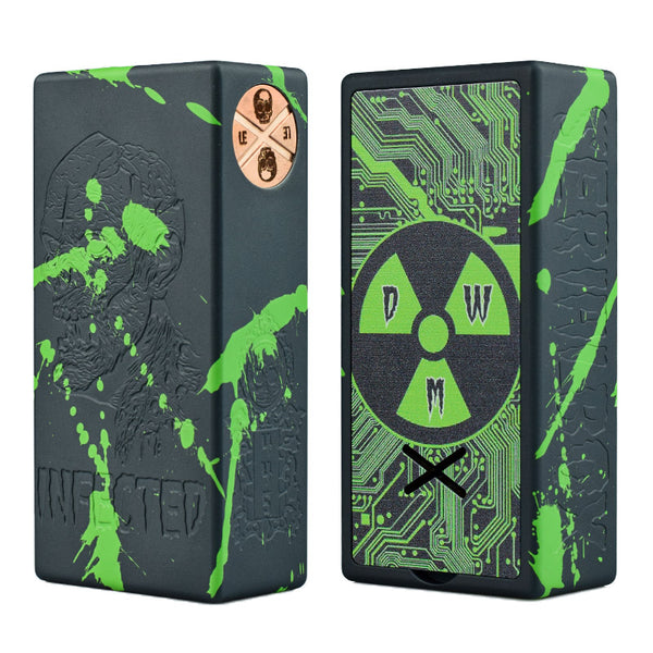 LE Infected Box Mod by Deathwish Modz