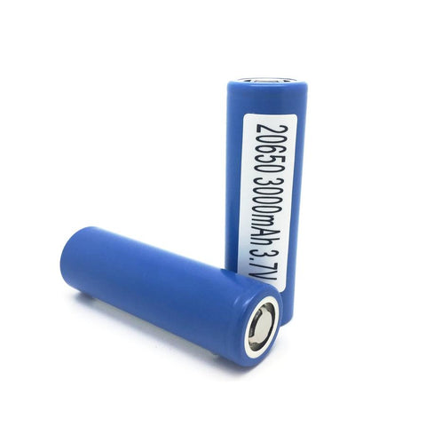LG HG6 - 3000mAh - High Drain 20650 Battery