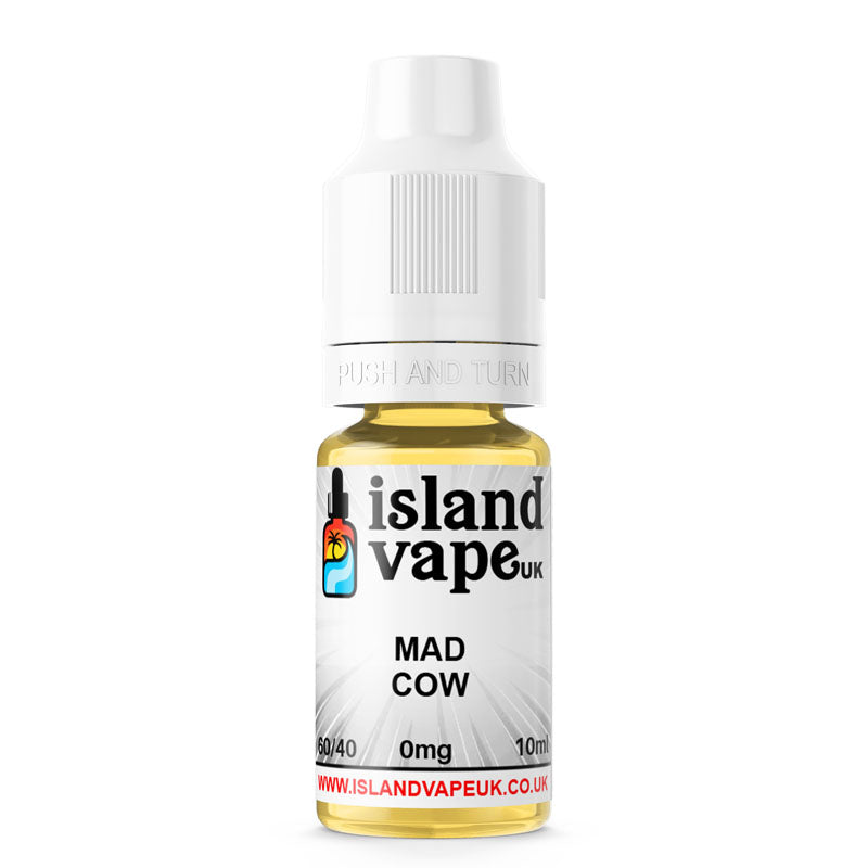 Mad Cow by Island Vape UK