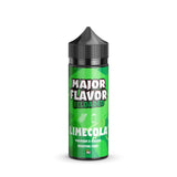 Major Flavor - Lime Cola 100ml