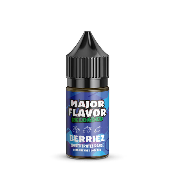 Major Flavor Concentrate - Berriez 30ml