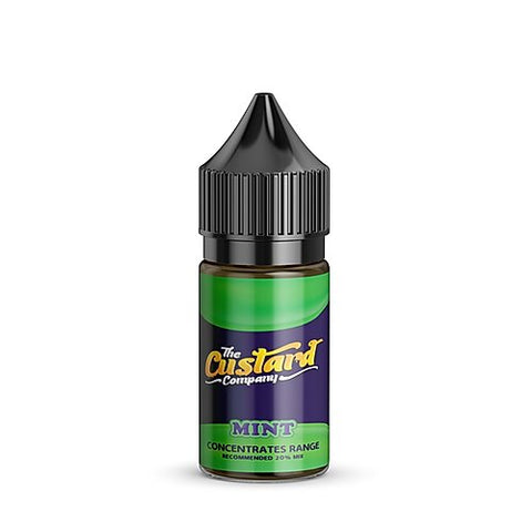 Custard Company - Mint Custard 30ml