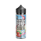 Moreish Puff Summer Cider - Strawberry Ice 100ml