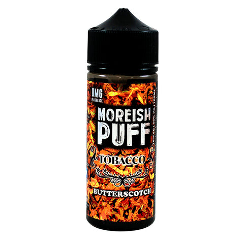 Moreish Puff Tobacco - Butterscotch 100ml