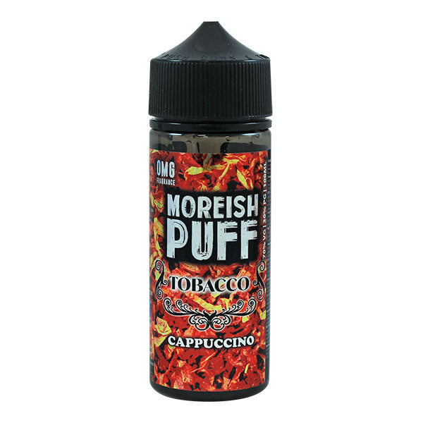 Moreish Puff Tobacco - Cappuccino 100ml