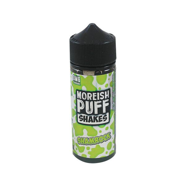 Moreish Puff Shakes - Shamrock 100ml