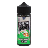 Moreish as Flawless - Apple Crumble 100ml