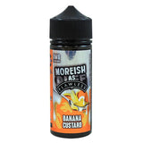 Moreish as Flawless - Banana Custard 100ml