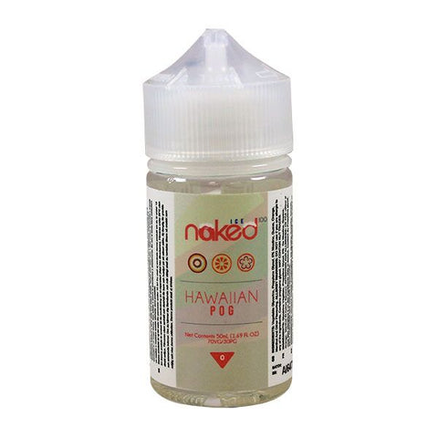 Naked - Hawaiian Pog 50ml