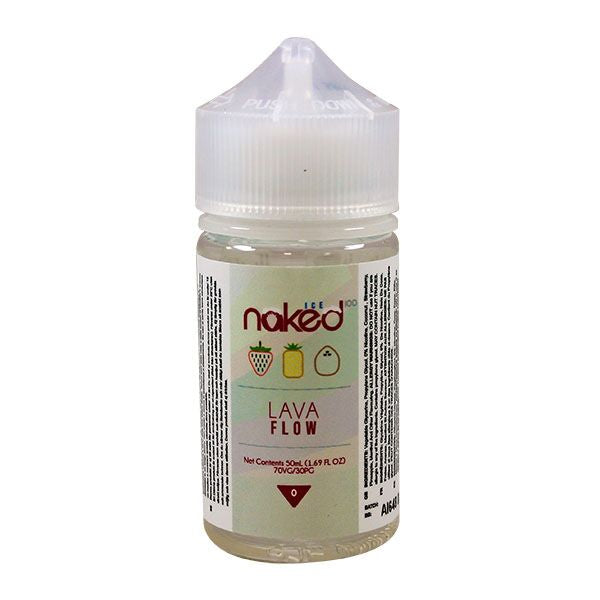 Naked - Lava Flow ICE 50ml