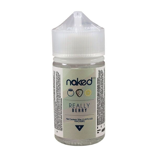 Naked - Really Berry 50ml