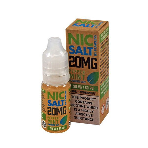 Nic Salt by Flawless - Peppermint 20mg