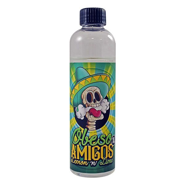 Obeso Amigo - Lemon n Lime 200ml