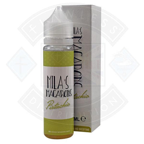 One Hit Wonder Mila's Macarons Series - Pistachio 50ml