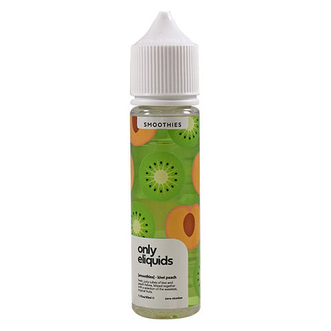 Only Eliquid Smoothies- Kiwi Peach 50ml