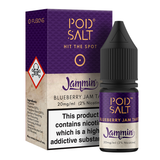 Pod Salt & Jammin - Blueberry Jam Tart 20mg