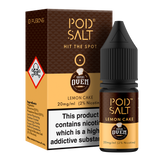Pod Salt & Vapers Oven - Lemon Cake 20mg