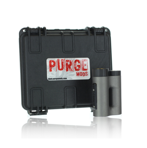 Purge Side Piece - Tungsten