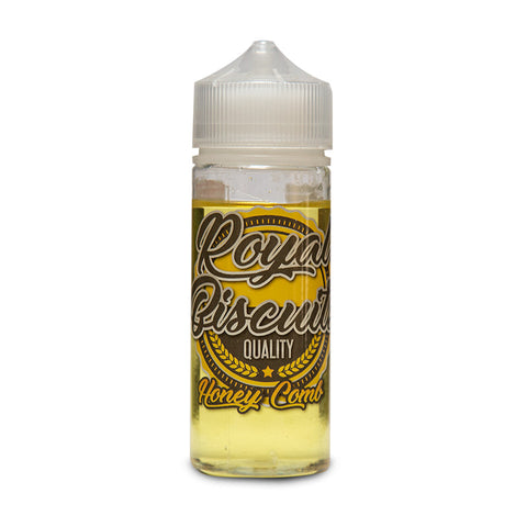 Royal Biscuits - Honey Comb 100ml