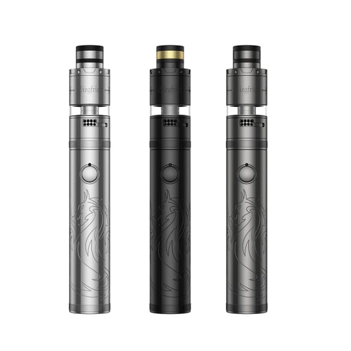 Siegfried Tube Kit by Vapefly