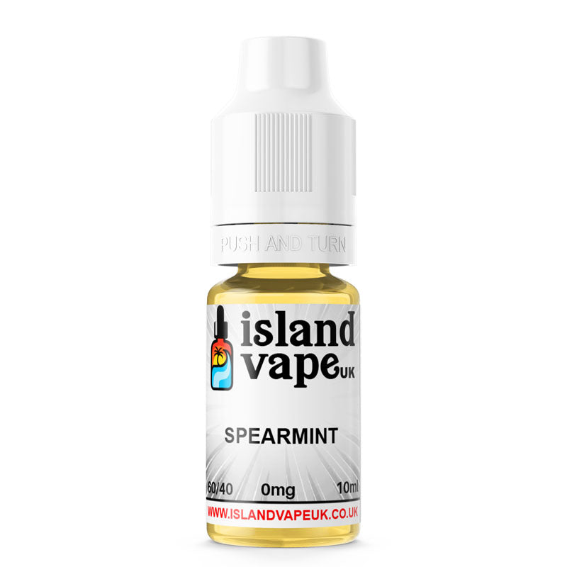 Spearmint by Island Vape UK