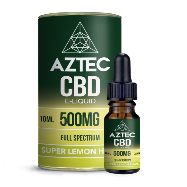 Super Lemon Haze CBD by Aztec CBD