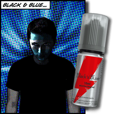 T-Juice Black n Blue Concentrate - 30ml