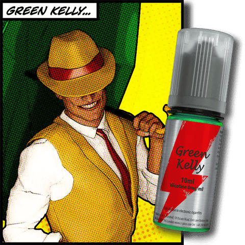 T-Juice Green Kelly Concentrate - 30ml
