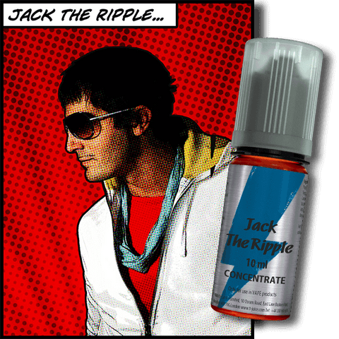 T-Juice Jack The Ripple Concentrate - 30ml