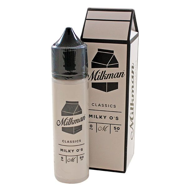 The Milkman - Milky Os 50ml