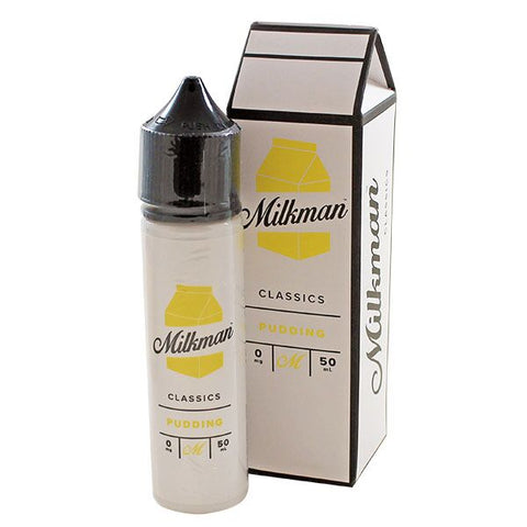 The Milkman - Pudding 50ml