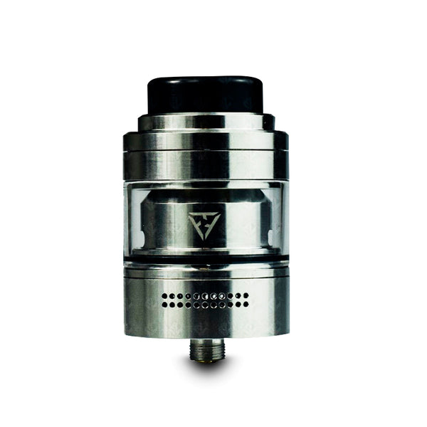 Trilogy 30mm RTA by Vaperz Cloud STAINLESS STEEL