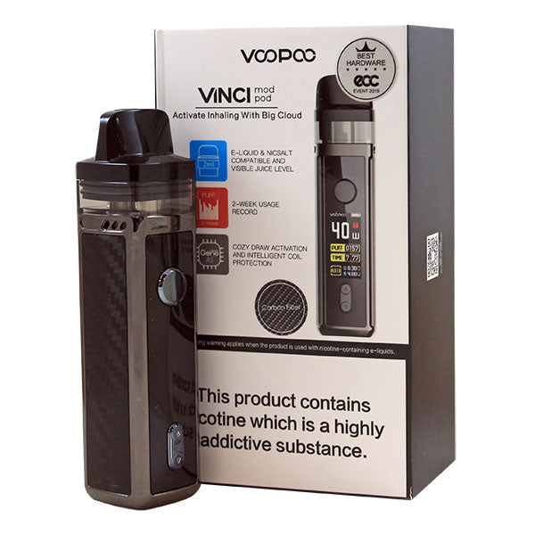 Vinci 1500mAh Replacement Pod Kit by VooPoo